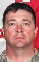 Army Sgt. 1st Class Barry E. Jarvis
