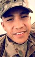 Army 1st Lt. Jason  Togi