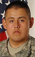 Army Pfc. Conrado D. Javier Jr.