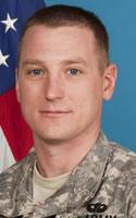 Army 2nd Lt. Jered W. Ewy