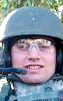 Army Cpl. Jeremy M. Loveless