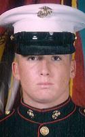 Marine Lance Cpl. Jeromy D. West
