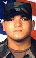 Army Sgt. Jesse J.J. Castro