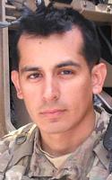 Army Staff Sgt. Job M. Reigoux