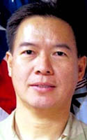Navy Cmdr. Joel Del Mundo Tiu