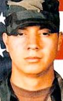 Army Staff Sgt. Jordan L. Bear