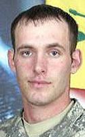 Army Spc. Jordan W. Hess