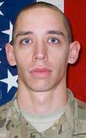 Army Sgt. Joshua A. Born