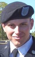 Army Pfc. Joshua A. Gray