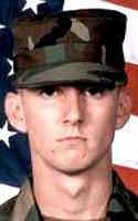 Army Spc. Joshua B. Madden