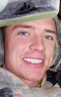 Army Spc. Joshua M. Pearce