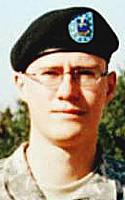 Army Pvt. Joshua F. Powers