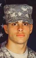 Army Spc. Joshua L. Plocica