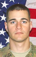 Army Sgt. Justin R. Rogers