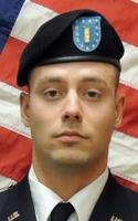 Army 2nd Lt. Justin L. Sisson