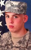 Army Pfc. Justin M. Whitmire