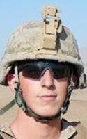 Marine Cpl. Keaton G. Coffey