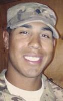 Army Spc. Kenneth Clifford Alvarez