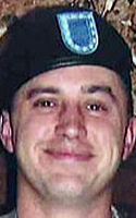 Army Pfc. Kenneth E. Kincaid IV