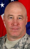 Army Command Sgt. Maj. Kevin J. Griffin