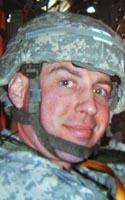 Army Sgt. 1st Class Kevin E. Lipari