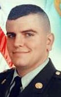Army Spc. Kevin R. Shumaker