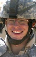 Army Pfc. Travis C. Krege