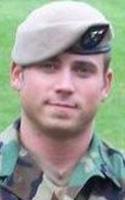 Army Sgt. 1st Class Kristoffer B. Domeij