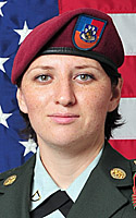 Army Spc. Krystal M. Fitts