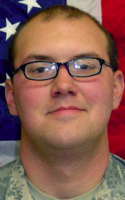 Army Spc. Kyle R. Rookey