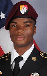 Army Sgt. La David T. Johnson