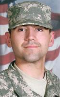Army Spc. Andrew E. Lara