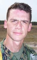 Marine Capt. Garrett T. Lawton