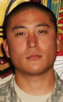Army Sgt. Daniel  Lim