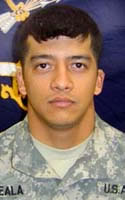 Army Sgt. Joshua A. Lukeala