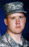 Army Spc. Jonathon L. Luscher