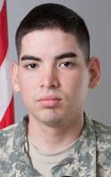 Army Spc. Pedro A. Maldonado