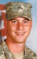 Army Pfc. Adam L. Marion