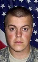 Army Cpl. Evan A. Marshall