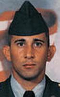 Army Spc. Michael A. Martinez