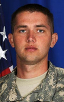 Army Pfc. Matthew C. Colin