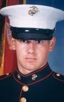Marine Cpl. Adam T. McKiski