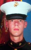 Marine Lance Cpl. Jacob A. Meinert