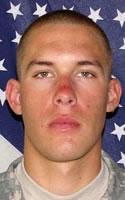 Army Spc. Brandon A. Meyer