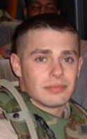 Army Staff Sgt. Michael A. Bechert
