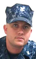 Navy Master-at-Arms 2nd Class Michael J. Brodsky