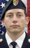 Army Sgt. 1st Class Michael A. Cathcart