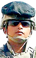 Army Spc. Michael J. Idanan