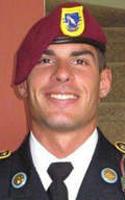 Army Pfc. Michael J. Metcalf