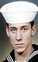 Navy Cryptologist Technician (Collection) Petty Officer 1st Class (Expeditionary Warfare Specialist) Michael J. Strange